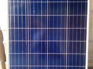 Солнечная панель Nesh24 150 Вт поликристалл