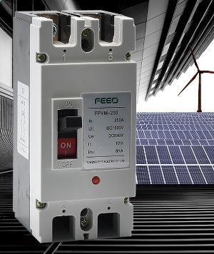 Модульный автомат защиты постоянного тока 250A 2P
