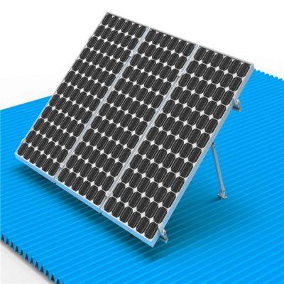 Заводской комплект для крепления солнечных панелей 150-300 Вт (на 3 панели)