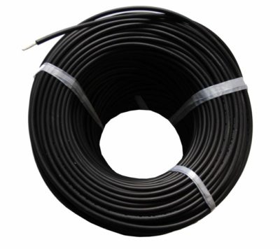 Кабель для С.Б. черный 6 мм